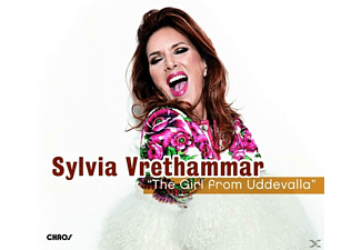Sylvia Vrethammar - The Girl From Uddevalla  - (CD)