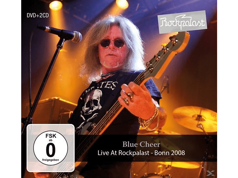Blue Cheer - LIVE AT ROCKPALAST-LIVE IN BONN [CD + DVD Video]