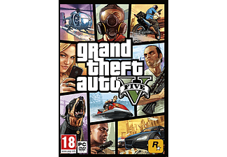 Grand Theft Auto V PEGI - [PC]