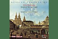 Philharmonia London - Sinfonien 1 & 2 [CD]