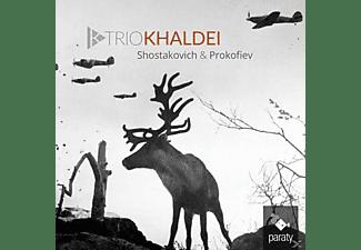 Sergei Sergeyevich Prokofiev, Trio Khaldei - KLAVIERTRIOS  - (CD)