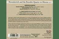 Borodin Quartet - Streichquartette [CD]