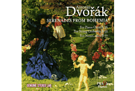 Czech Nonet, Academy of St. Martin in the Fields - Serenades From Bohemia [CD]