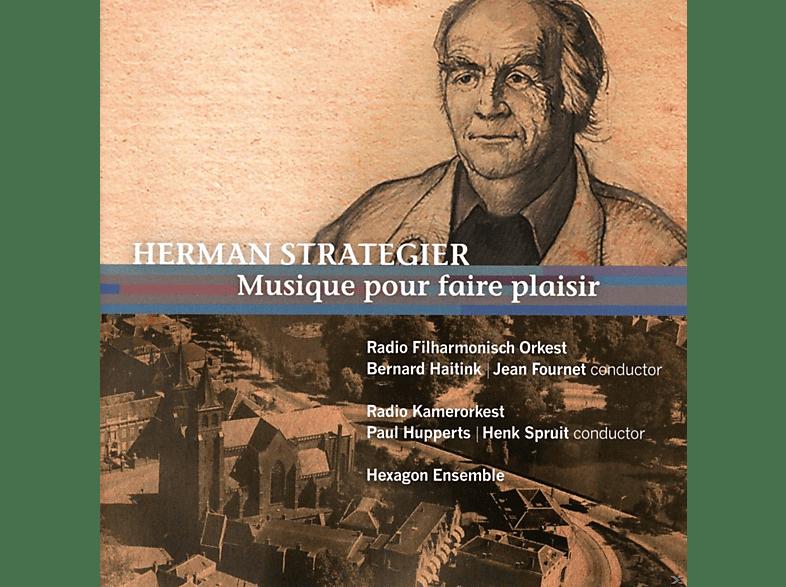 John Holvast, Radio Filharmonisch Orkest, Radio Kamerorkest, Hexagon Ensemble - Musique Pour Faire Plaisir [CD]