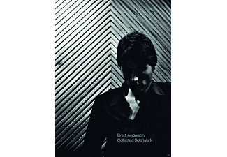 Brett Anderson - Collected Solo Work (5CD+DVD)  - (CD + DVD Video)