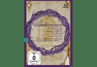 VARIOUS, Concerto Köln, Chor Des Bayerischen Rundfunks - Johannespassion  - (DVD)