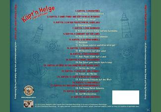 VARIOUS - Käpt'n Helge Zieht Aufs Land  - (CD)