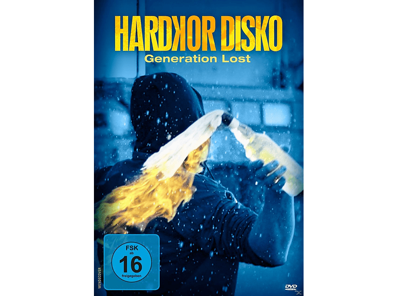 Hardkor Disko - Generation Lost [DVD]