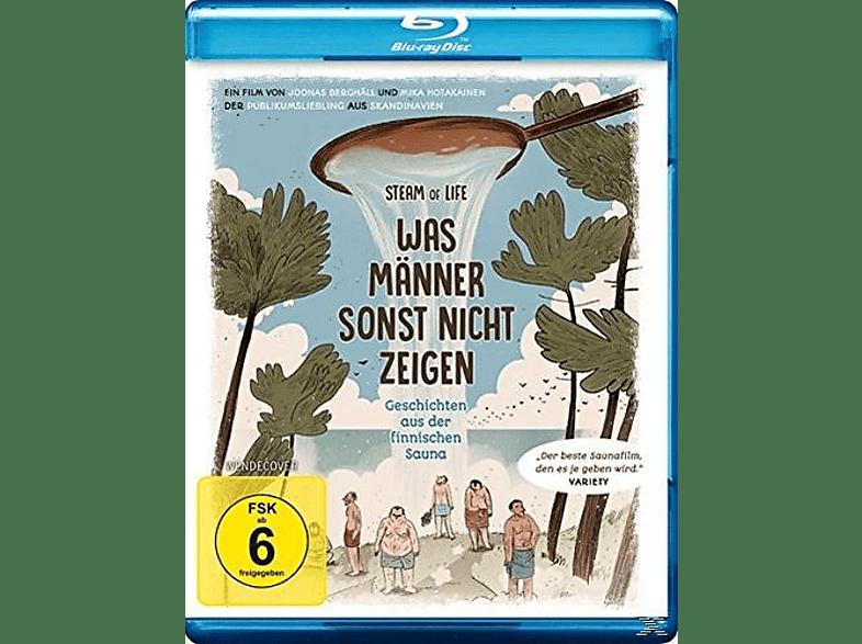 Was Männer sonst nicht zeigen - Geschichten aus der finnischen Sauna [Blu-ray]