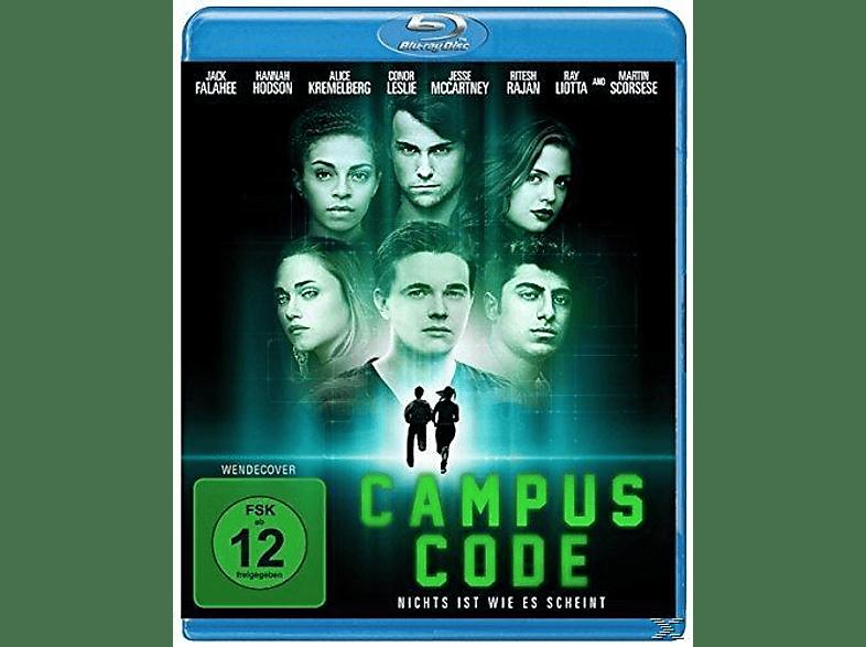 Campus Code [Blu-ray]