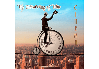 Cinema - The Discovering Of Time  - (CD)