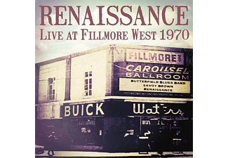 Renaissance - Live At Fillmore West (Lim.Ed.)  - (Vinyl)
