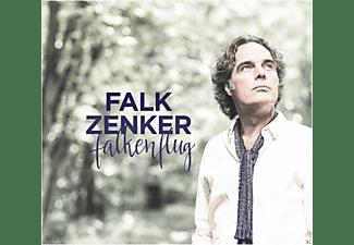 Falk Zenker - Falkenflug  - (CD)