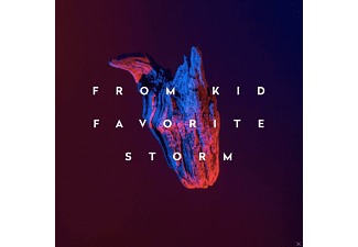 From Kid - Favorite Storm  - (CD)
