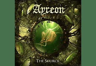 Ayreon - The Source (Digibook)  - (CD + DVD Video)
