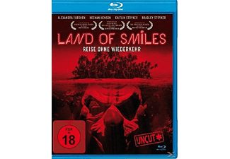 LAND OF SMILES-REISE OHNE WIEDERKEHR (UNCUT) Blu-ray
