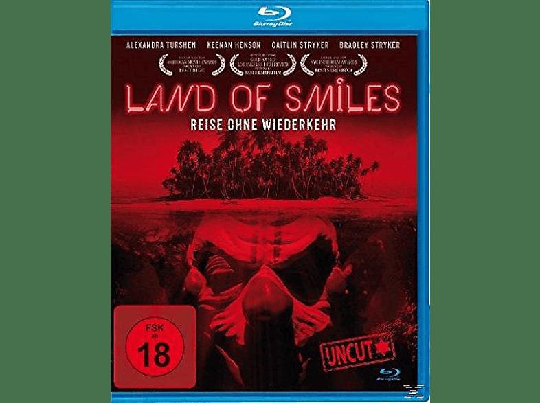 LAND OF SMILES-REISE OHNE WIEDERKEHR (UNCUT) [Blu-ray]