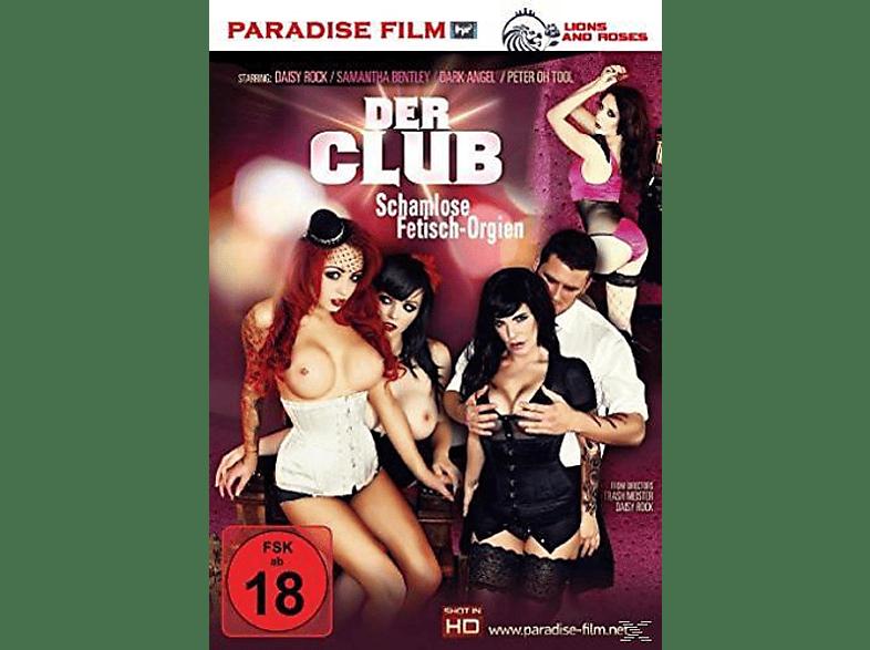 Der Club - Schamlose Fetisch-Orgien [DVD]