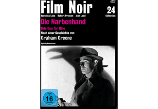 Film Noir Collection #24: Die Narbenhand - (DVD)