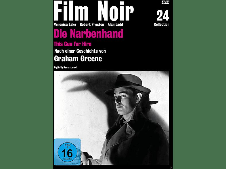 Film Noir Collection #24: Die Narbenhand [DVD]