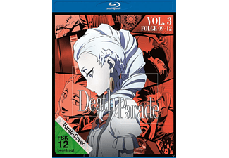 003 - DEATH PARADE (+SAMMELSCHUBER/LIMITED ED.) Blu-ray