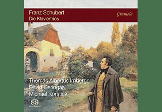 Thomas Albertus Irnberger, David Geringas, Michael Korstick - Die Klaviertrios  - (SACD Hybrid)