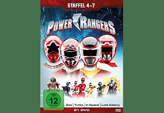 POWER RANGERS 4.-7.STAFFEL BOX DVD