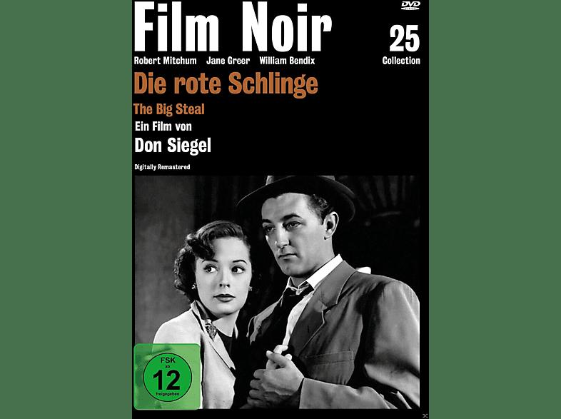 Film Noir Collection #25: Die rote Schlinge [DVD]
