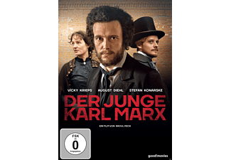 Der junge Karl Marx DVD