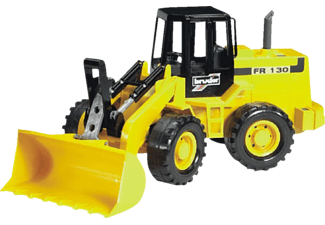 BRUDER Gelenkradlader FR 130 Baufahrzeug Mehrfarbig