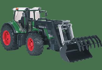 BRUDER Fendt 936 Vario m. Frontlader Traktor Mehrfarbig