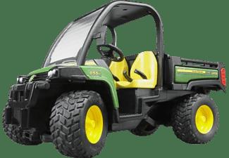 BRUDER John Deere Gator 8550 ohne Fahrer Baufahrzeug Mehrfarbig