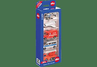 SIKU Geschenkset 3 Nutzfahrzeug Miniatur Mehrfarbig