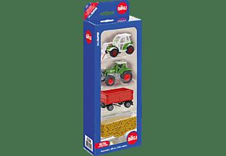 SIKU Geschenkset Landwirtschaft Nutzfahrzeug Miniatur Mehrfarbig