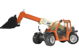 BRUDER JLG 2505 Teleskoplader Baufahrzeug Mehrfarbig