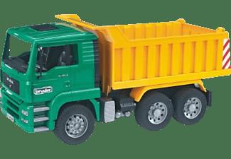 BRUDER MAN LKW mit Kippmulde Baufahrzeug Mehrfarbig
