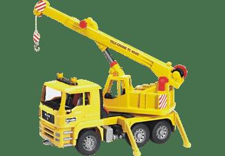 BRUDER MAN TGA Kran-LKW Baufahrzeug Mehrfarbig