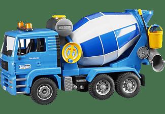 BRUDER MAN TGA Betonmisch-LKW Baufahrzeug Mehrfarbig