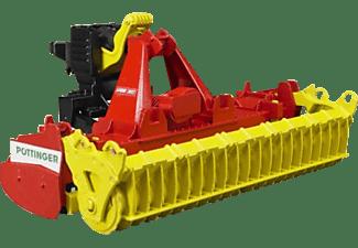 BRUDER Poettinger Lion 3002 Kreiselegge Traktor-Zubehör Mehrfarbig