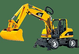 BRUDER CAT Mobilbagger Baufahrzeug Mehrfarbig