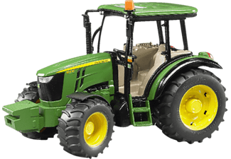 BRUDER John Deere 5115M Traktor Mehrfarbig