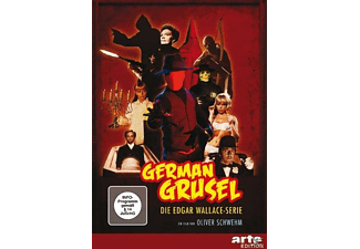 German Grusel - Die Edgar Wallace-Serie DVD
