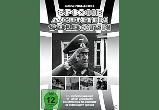 Spione - Agenten - Soldaten - Box 1. Folge 1-4 DVD