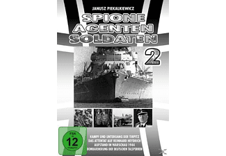 Spione, Agenten, Soldaten DVD