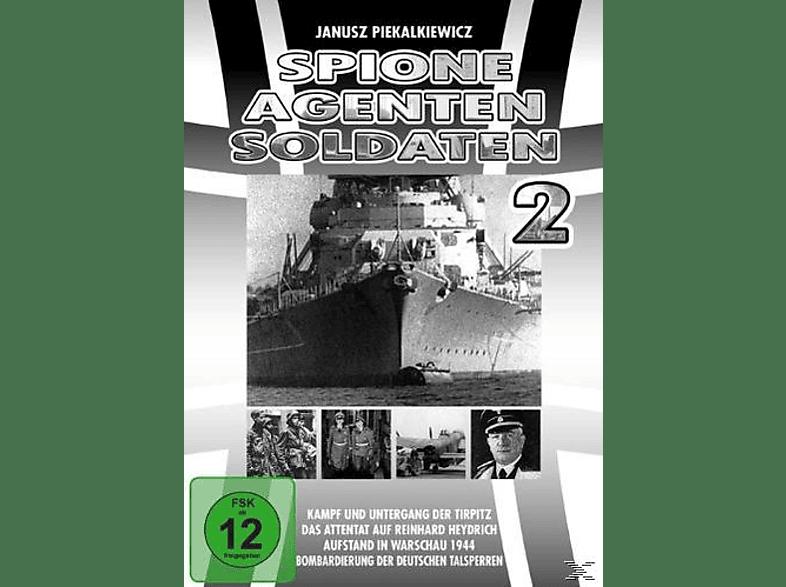 Spione, Agenten, Soldaten [DVD]