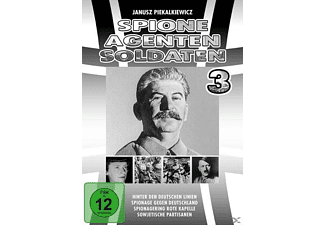 Spione, Agenten, Soldaten - Box 3 DVD