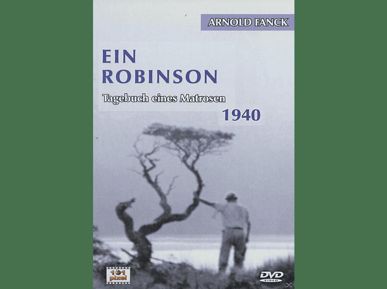 Ein Robinson - Tagebuch eines Matrosen [DVD]
