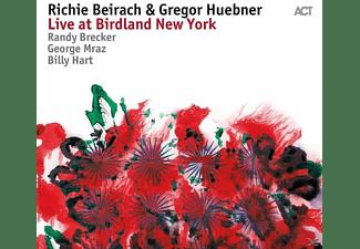 Beirach/Hübner - Live At Birdland New York  - (CD)