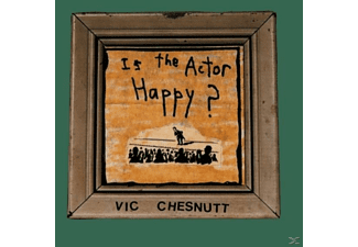 Vic Chesnutt - Is The Actor Happy? - (Vinyl)