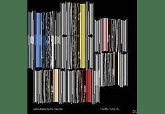 Laetitia / Source Ensemble Sadier - Find Me Founding You  - (CD)